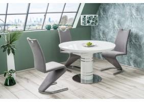 Стол обеденный Stratos 120х120 Белый