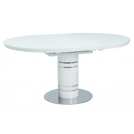 thumb Стол обеденный Stratos 120х120 Белый 6