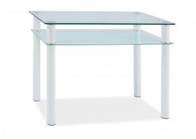 Стол обеденный Sono 100х60 Прозрачный