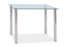 Стол обеденный Ted 100х60 Прозрачный
