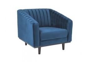 Кресло Asprey 1 Синий