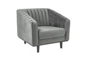 Кресло Asprey 1 Серый