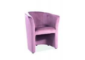 Кресло TM-1 Velvet Античный Розовый