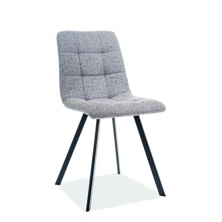 thumb Кресло Clip Серый/Черный 1