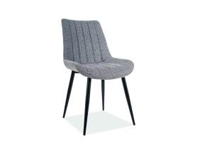 Кресло Zoom Серый/Черный