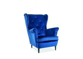 Кресло Lady Velvet Синий