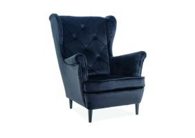 Кресло Lady Velvet Черный