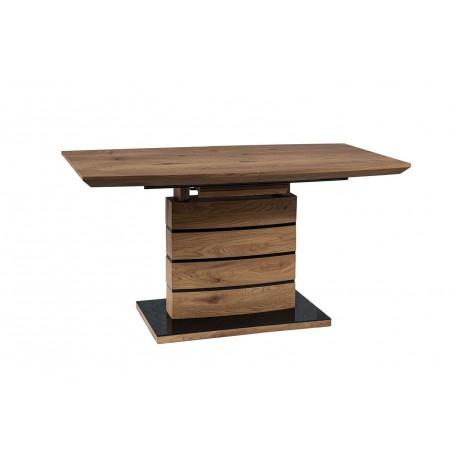 thumb Стол обеденный Leonardo 140х80 Дуб 2