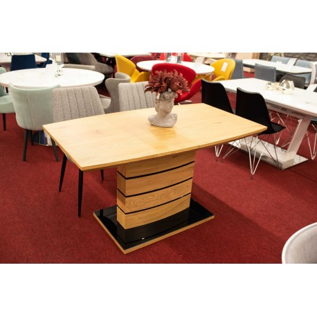 thumb Стол обеденный Leonardo 140х80 Дуб 5