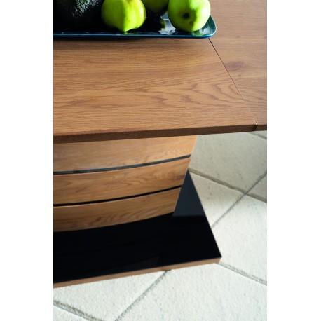 thumb Стол обеденный Leonardo 140х80 Дуб 8