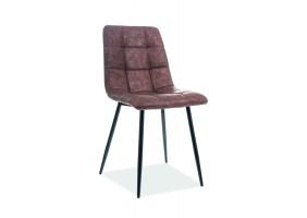 Кресло Look Коричневый/Черный