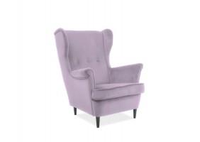 Кресло Lord VELVET Античный Розовый