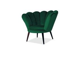 Кресло Magnolia Velvet Зеленый