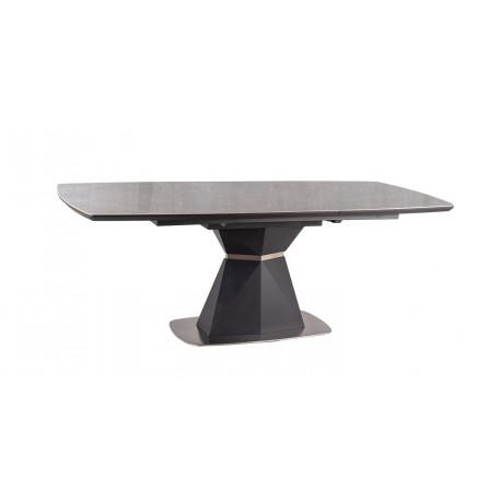 thumb Стол обеденный Cortez Ceramic 90X160 Серый Эффект мармура 11