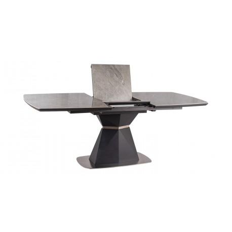 thumb Стол обеденный Cortez Ceramic 90X160 Серый Эффект мармура 12