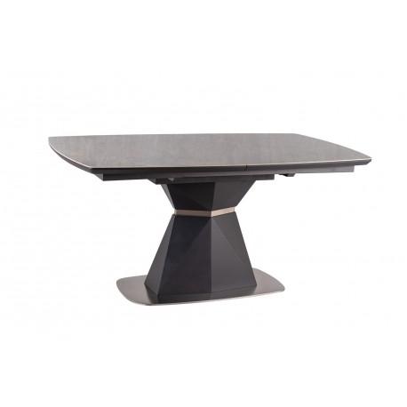 thumb Стол обеденный Cortez Ceramic 90X160 Серый Эффект мармура 13
