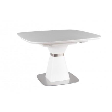 thumb Стол обеденный Saturn 120 Белый Мат 2