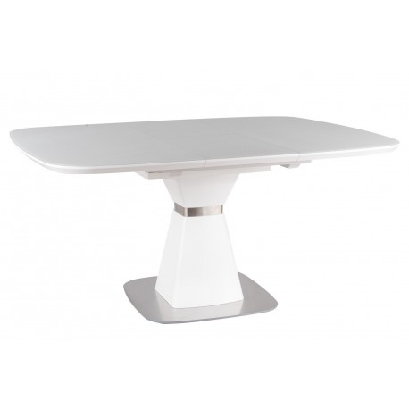 thumb Стол обеденный Saturn 120 Белый Мат 4