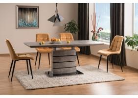 Стол обеденный Leonardo 80X140 Серый