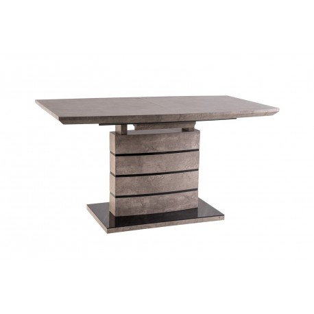 thumb Стол обеденный Leonardo 80X140 Серый 2