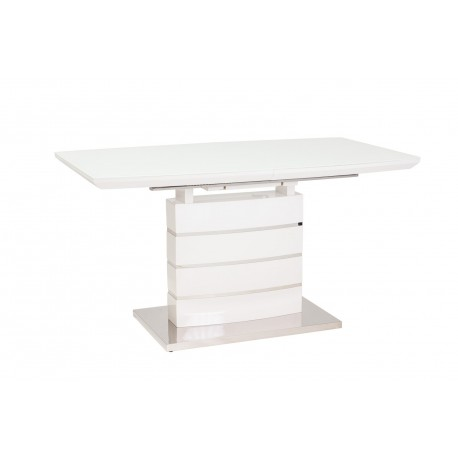 thumb Стол обеденный Leonardo 90х160 Белый Лак 2