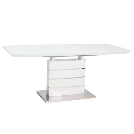 thumb Стол обеденный Leonardo 90х160 Белый Лак 3