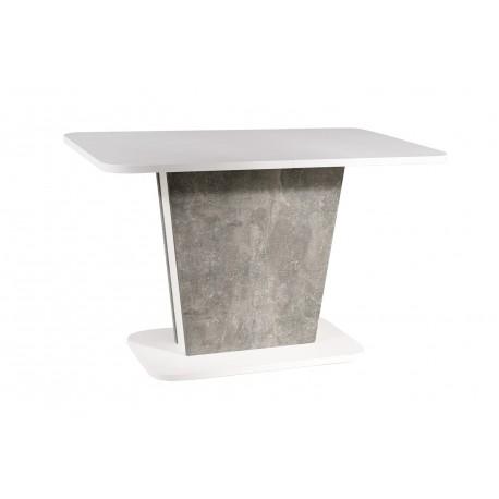 thumb Стол обеденный Calipso 68X110 Белый/Серый 2