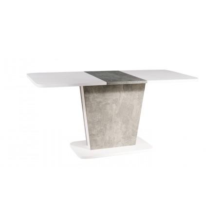 thumb Стол обеденный Calipso 68X110 Белый/Серый 3