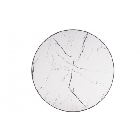 thumb Журнальный столик Dolores B 80 Эффект Мармура/Серый 2