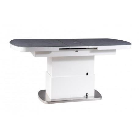 thumb Стол трансформер Megara II Серый/Белый 3