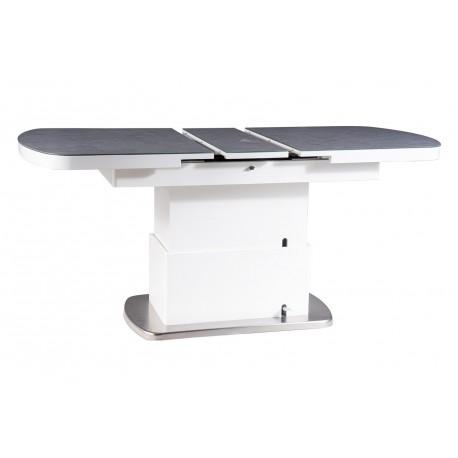 thumb Стол трансформер Megara II Серый/Белый 4