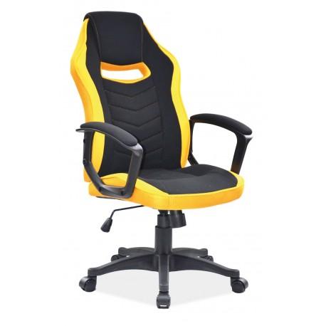 thumb Кресло Camaro Желтый/Черный 1