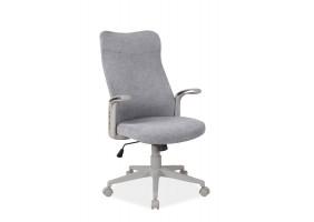 Кресло Q-217 Серый