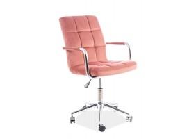 Кресло Q-022 Velvet Античный Розовый