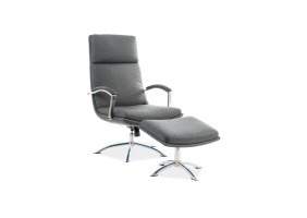 Кресло Jefferson Серый