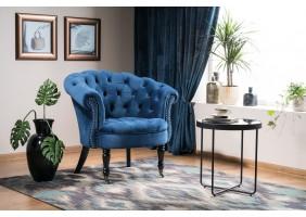 Кресло Philips Velvet Синий