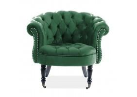 Кресло Philips Velvet Зеленый