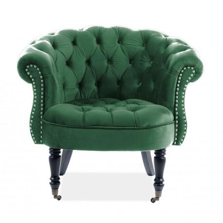 thumb Кресло Philips Velvet Зеленый 1