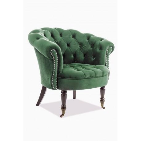 thumb Кресло Philips Velvet Зеленый 2