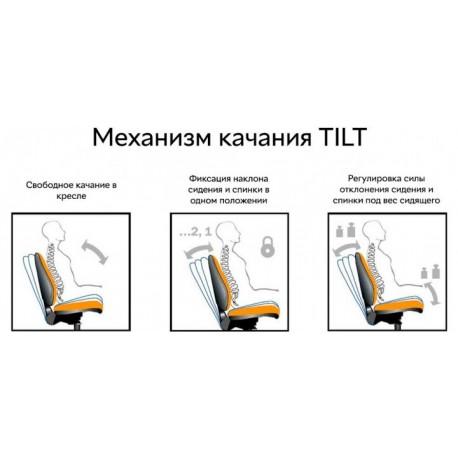 thumb Кресло Q-025 Черный/Ткань 3