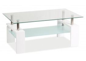 Журнальный стол Lisa Basic II Белый