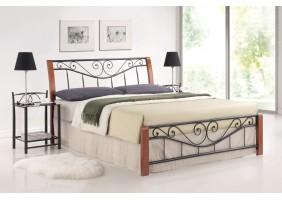 Двуспальная кровать Parma 160X200 Черешня античная