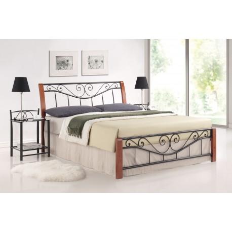 thumb Двуспальная кровать Parma 160X200 Черешня античная 1