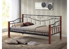 Односпальная кровать Kenia 90X200 Черешня античная