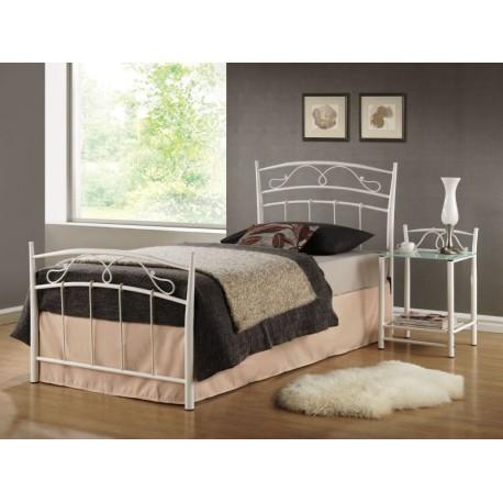 thumb Односпальная кровать Siena 90X200 Белый 1