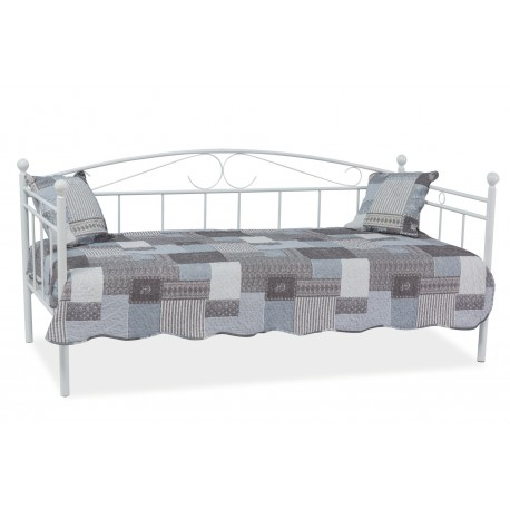 thumb Односпальная кровать Ankara 90X200 Белый 1