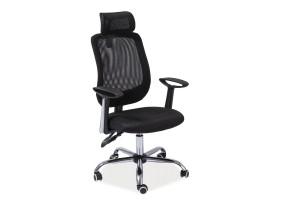 Кресло Q-118 Черный