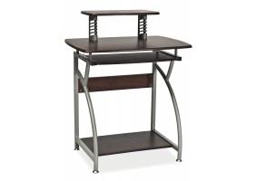 Компьютерный стол B-07 Темно-коричневый