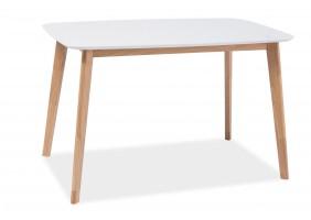 Стол обеденный Mosso I 120х75 Белый