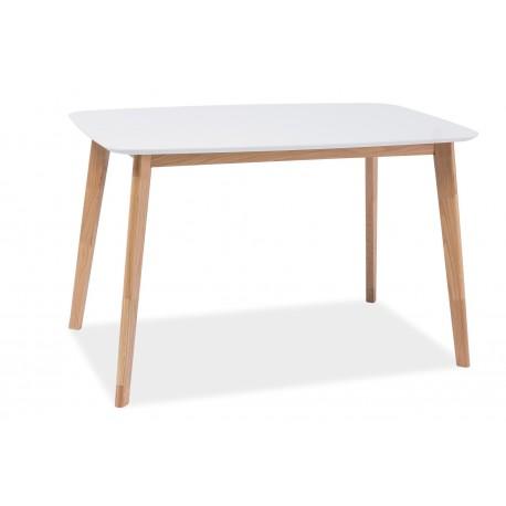 thumb Стол обеденный Mosso I 120х75 Белый 1